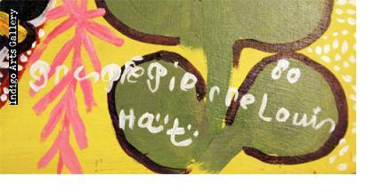 Prospere Pierre-Louis (Port-au-Prince, Haiti, 1947 - 1996)