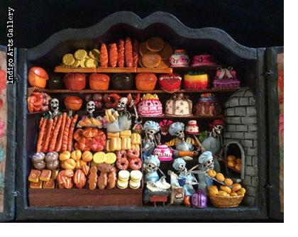 Panaderia de los Muertos (Bakery of the Dead)