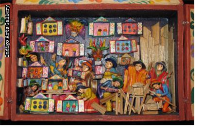 The Retablo Shop - Eleudora Jimenez