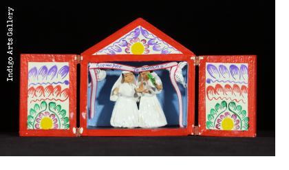 Siempre Te Amare - Ladies' Wedding Retablo