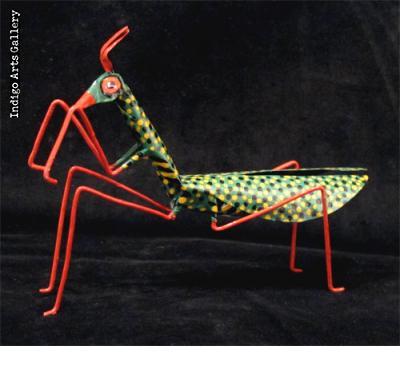 Praying Mantis (medium size)