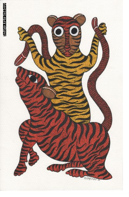 Two Tigers #1
