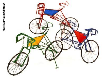 Mini Bicycles