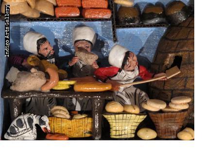 Panaderia (Bakery) Retablo