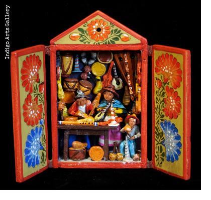Instrument Shop - Retablo