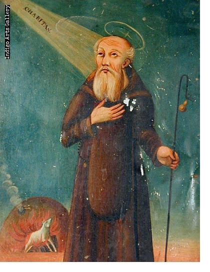 San Francisco de Paola (St. Francis of Paola)