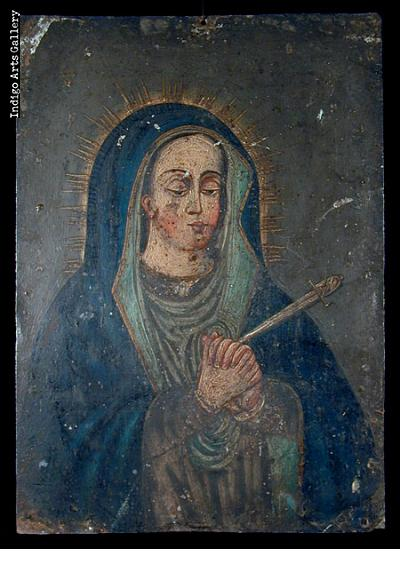 Nuestra Senora de Dolores or Mater Dolorosa (Our lady of Sorrows)