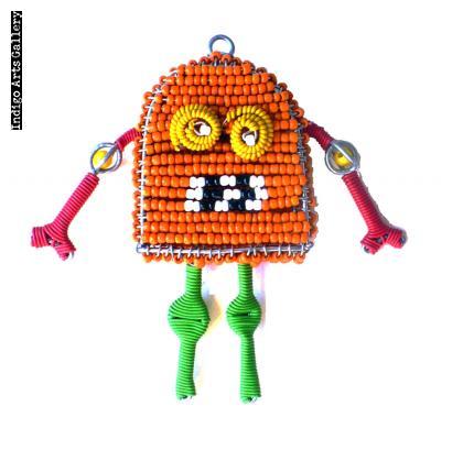 Robot Ornament #6