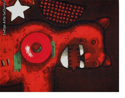 Mario Romero - Red Jaguar
