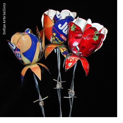 Tin Roses