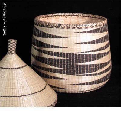 Nyanza Lidded Basket
