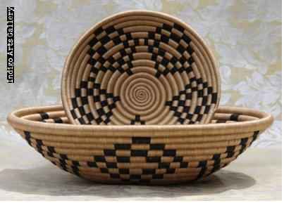 Star-Pattern basket