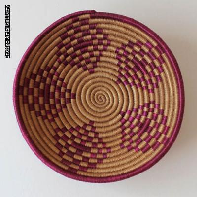 Small Star-pattern baskets