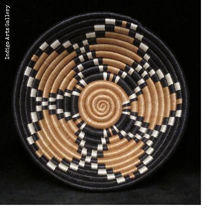 Tea Blossom pattern basket - Small