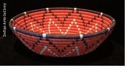 Coral Hope Basket