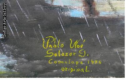 Pablo Noe Salazar, - Comalapa, Guatemala
