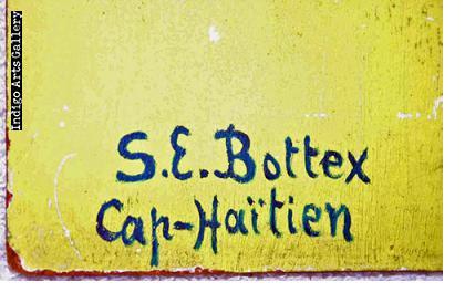 Seymour E. Bottex (Cap Haitien, Haiti)