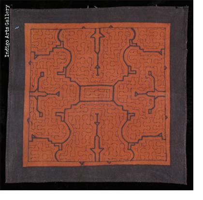 Shipibo Cloth (#SHPC-19)