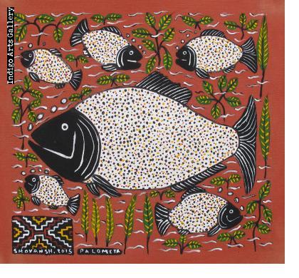 Palometa (White Fish)