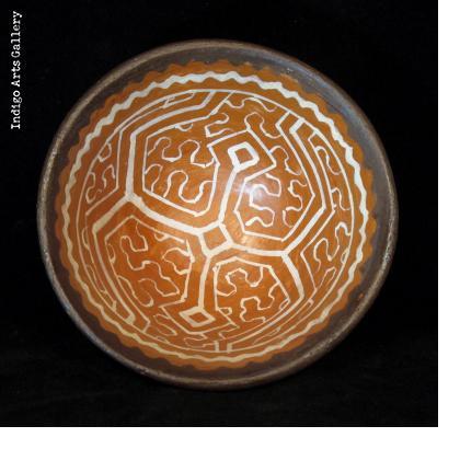 Shipibo Bowl