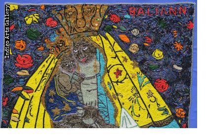 Baliann - Drapo Vodou (Vodou flag)
