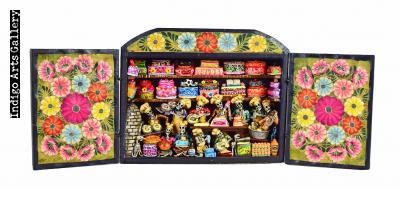 Cake Shop of the Dead retablo