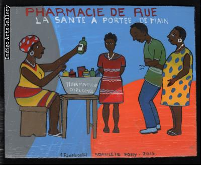 Pharmacie de Rue - Mini Signboard