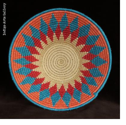 Sisal Basket from Swaziland