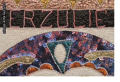 Erzulie - Vodou Flag