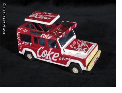 C@ca-C@la Safari Land Rover