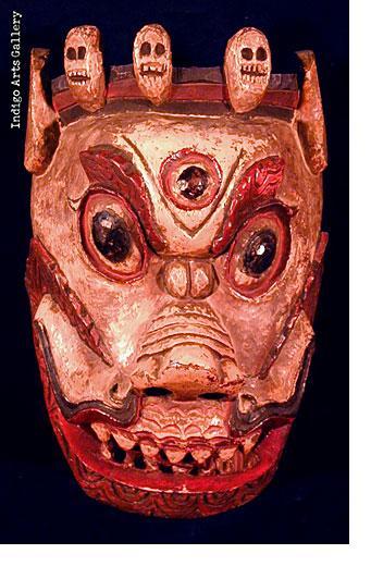 Gompo Mask