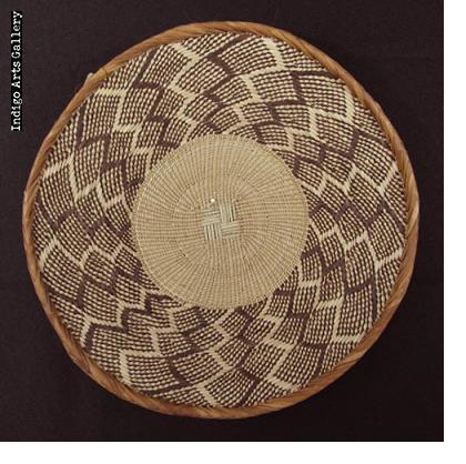Tonga Basket by J. Mumpande