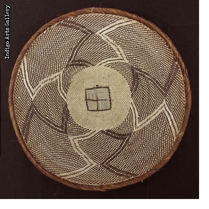 Tonga Basket by Miriam Nyoni