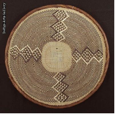 Tonga Basket by Elizabeth Mudenda