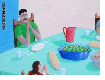 Orar Ante de Cenar