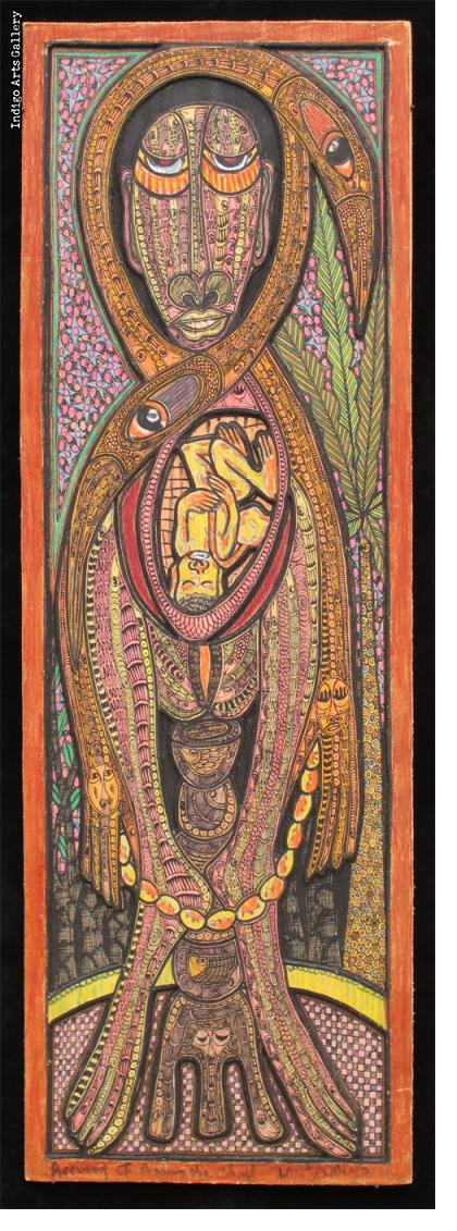 """Arriving in the World of an """"Ifa"""" Goddess of Traditional Priest & the Ifa Beads (Ifa Oracle Beads)"""