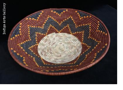 Kabarole basket from Uganda