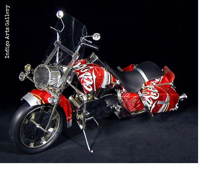 Coca-Cola Motorcycle