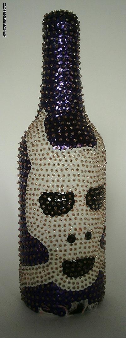 Ghede Vodou Bottle