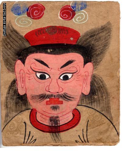 Yao Taoist Painting (#ypt-07)