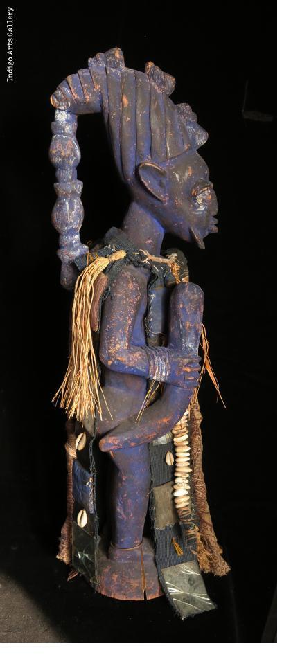Yoruba Standing Figure