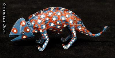Recycled aluminum soda-can and wire critters
