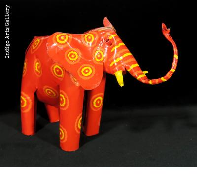 Painted Elephant (large size)