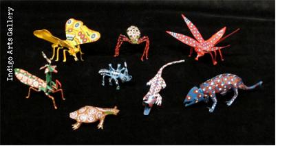 Painted Mini-Critters