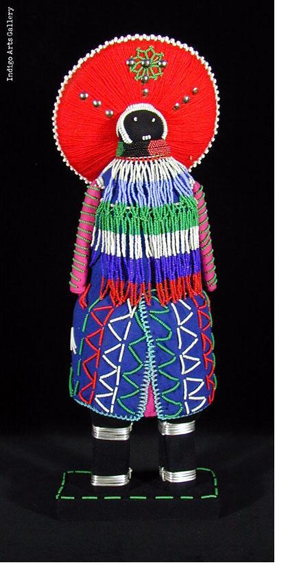 Zulu Doll