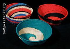 Imbenge - Mini Zulu Wire Basket