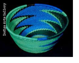 Imbenge - Small Zulu Wire Basket